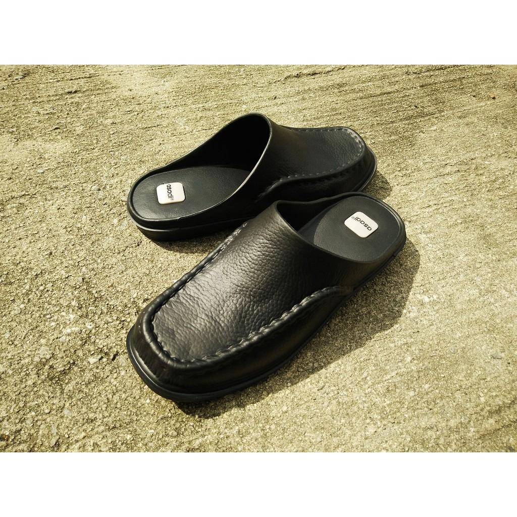 Ready Stock Asadi MJA1265 Slip-On Selipar Kasut Sandal Unisex size 38-43