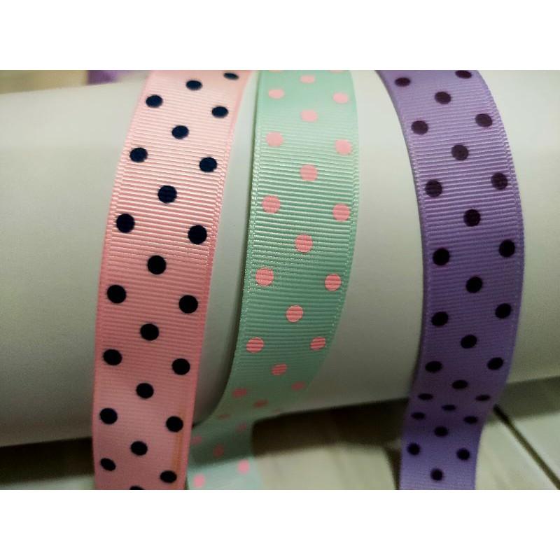Ready Stock ~ 22mm / 2.2cm Grosgrain Ribbon