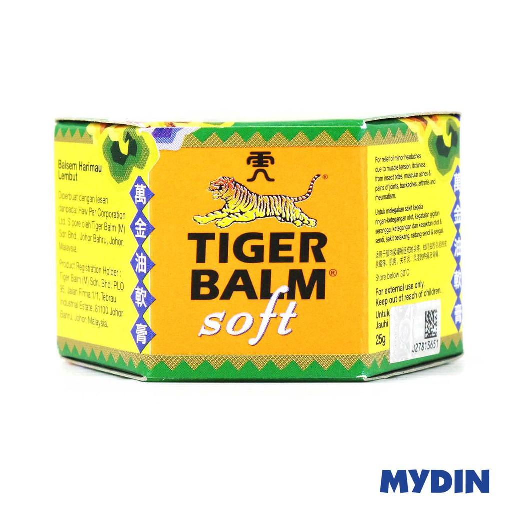 Tiger Balm Soft (25g)