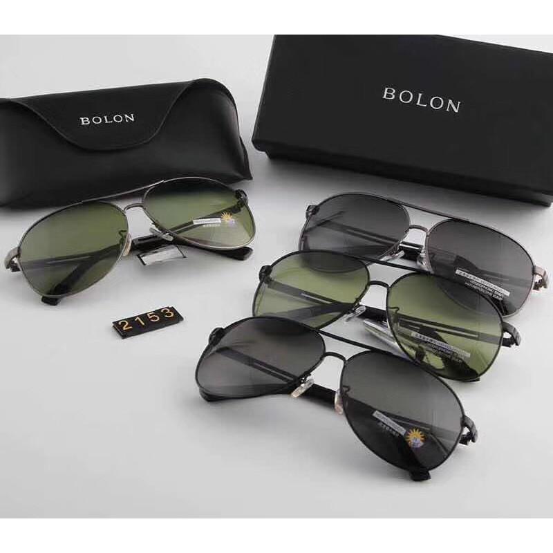 64d7d3418b5 Bolon 2018 men s fashion casual sunglasses polaroid Driving glasses goggles  7023