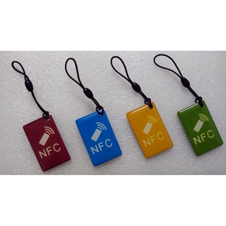 NIC Access Control NFC Smart Tags Label NTAG213 Sticker For