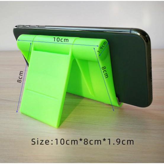 Mobile Phone Holder Stand Tablet Stand Adjustable angle Multi-functional Portable - Ready Stock