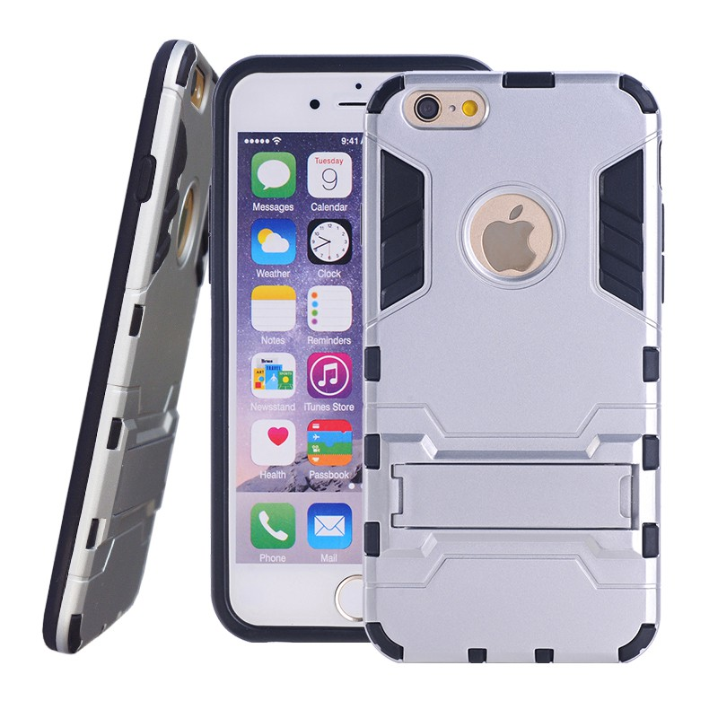 low priced ba57b 48ab7 Casing iPhone 5 5s SE Iron Man Armor Phone Holder Case