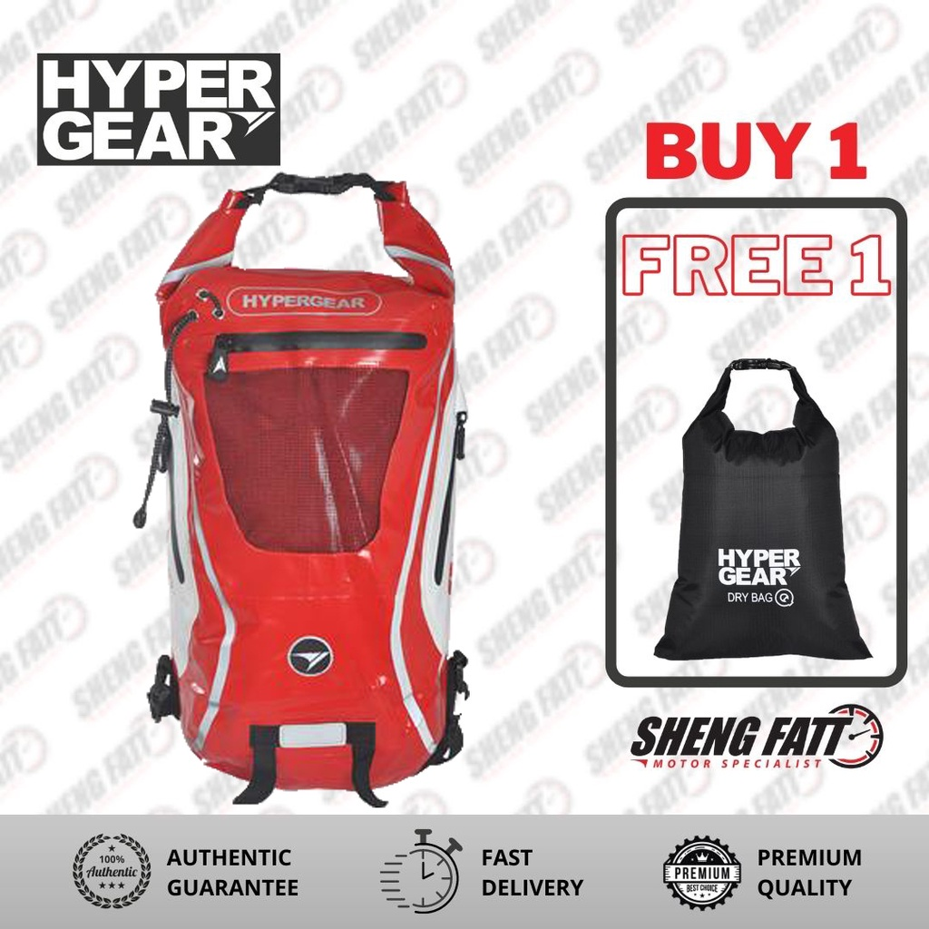 Hypergear Dry Pac Tough (Red)