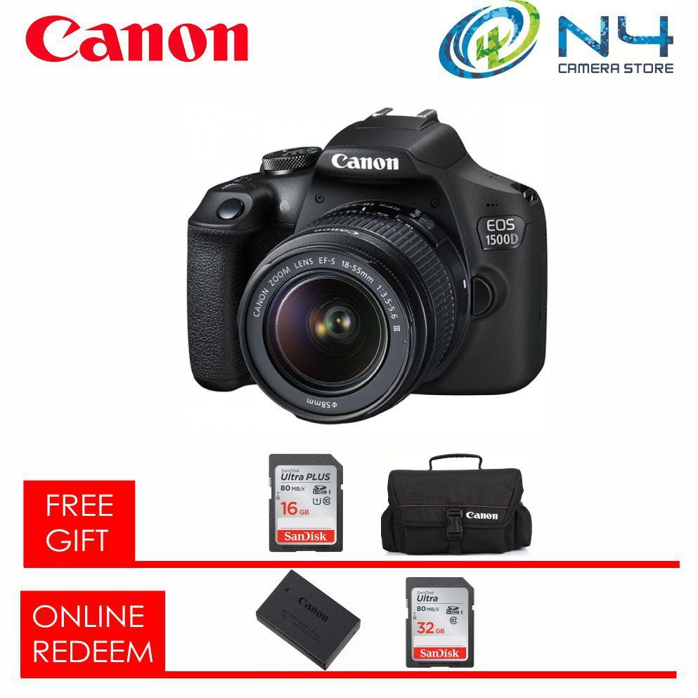 Canon Eos 500n Analog Shopee Malaysia Drybox Camera Mirrorless M10