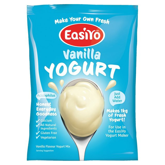 Easiyo Vanilla Yoghurt Mix 230G