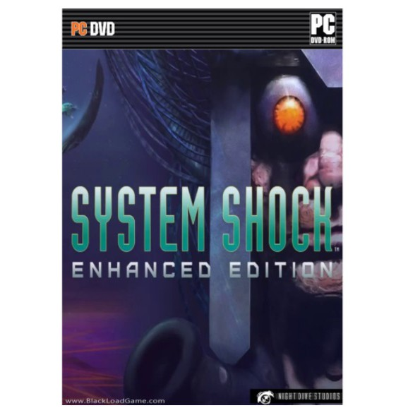 SYSTEM SHOCK: ENHANCED EDITION [PC DIGITAL DOWNLOAD]
