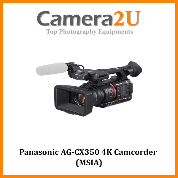 Panasonic AG-CX350 4K Camcorder +64GB