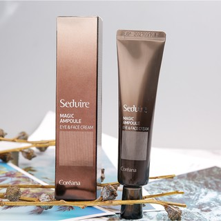 Korea coreana botox eye cream dilute dark circles to fine lines and  hydrating