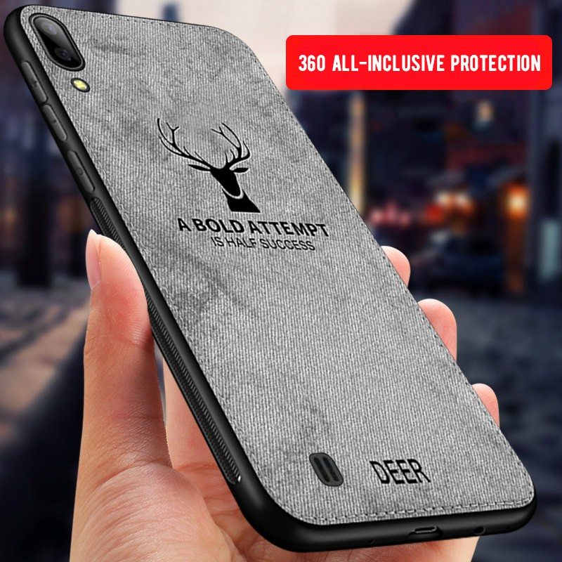 Pattern Case Soft Silicone Cover For Samsung Galaxy M20 M10 J7 J5 J3 PRO  2017