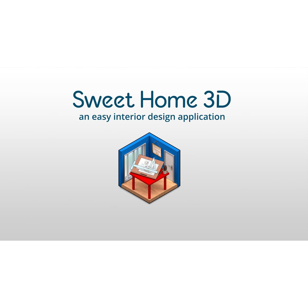 Sweet Home 3d 6 1 2 Software Shopee Malaysia