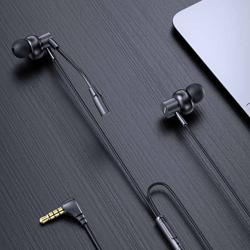 AWEI EC-180i IN-EAR E-SPORTS WIRED HEADSET WITH MIRCOPHONE