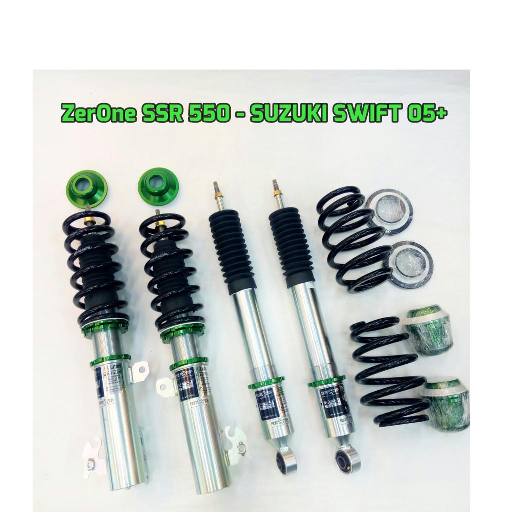 1 x Rear Shock Absorber Suzuki Swift 05