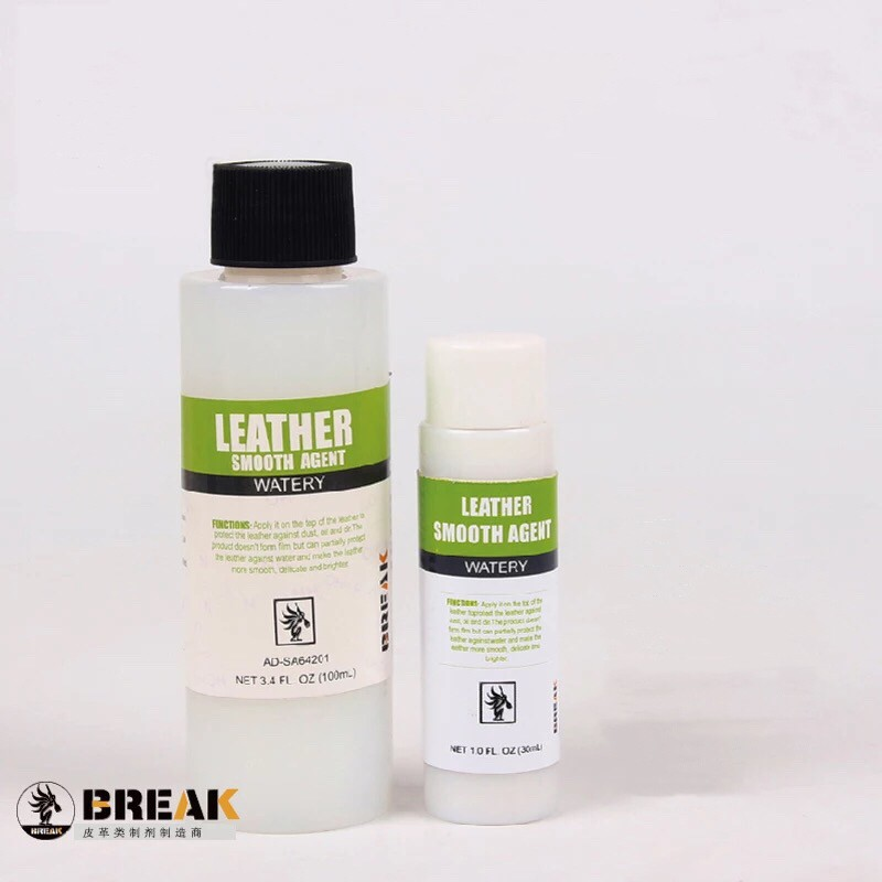 BREAK Leather topcoat / Sealant