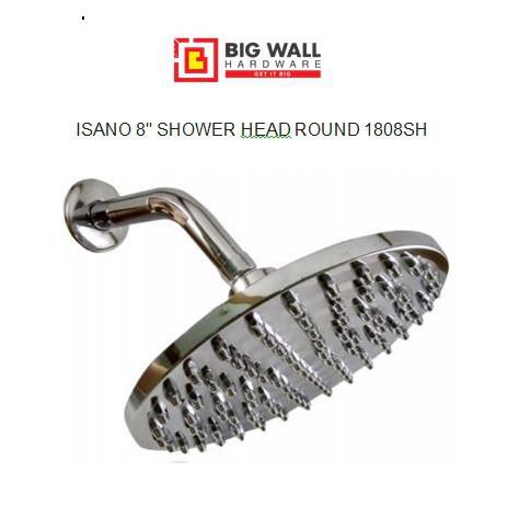 Isano Shower Head 1808SH 8″