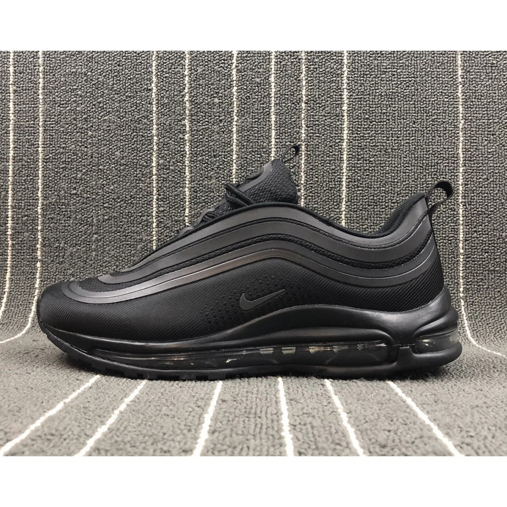 Nike Air Max 97 UL17 Triple Black 918356 002