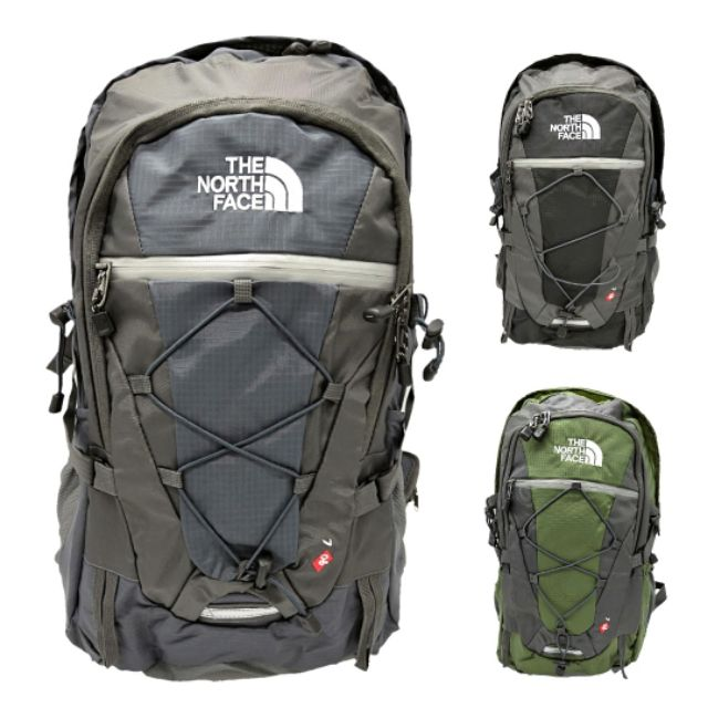 9a419ebbb 🔥High Quality🔥The North Face Backpack USB 40 L Travel Sport Men's Women