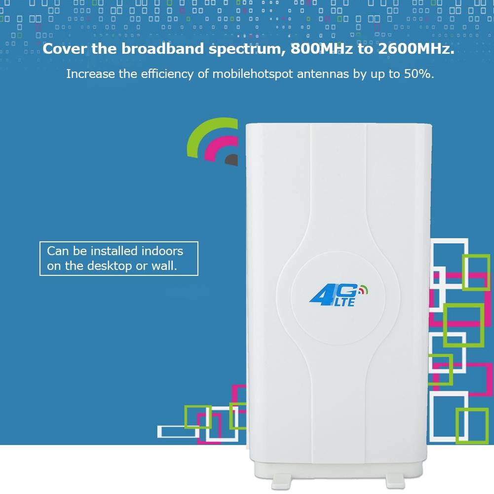 Indoor 3G 4G LTE antenna BAS-2003 LTE MiMo InDoor TS9 connectors