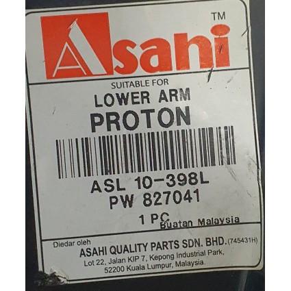 Proton Exora Preve Front Lower Arm Left (Asahi)