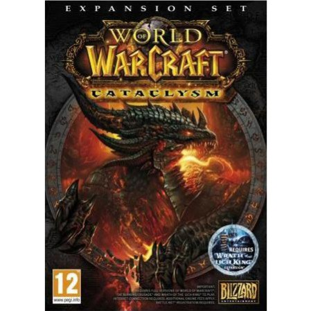 World of Warcraft: Cataclysm Expansion Set - PC/Mac