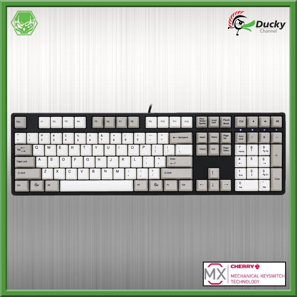 Ducky One 2 Horizon Cherry Mx Mechanical Keyboard Shopee Malaysia Shine 6 Special Edition Rgb Brown