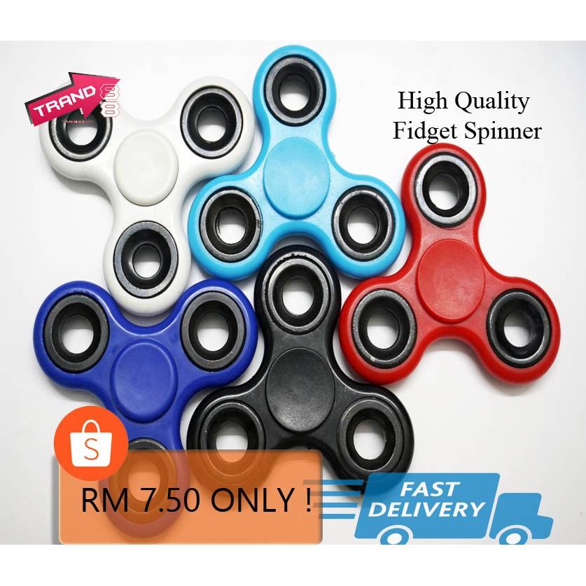 Toys & Hobbies 2017 Hot New Arrival Built In Speaker Led Light Tri-spinner Fidget Anti Stress Fidget Spinner Hand Spinner Fluorescent Adult Toy Comfortable And Easy To Wear