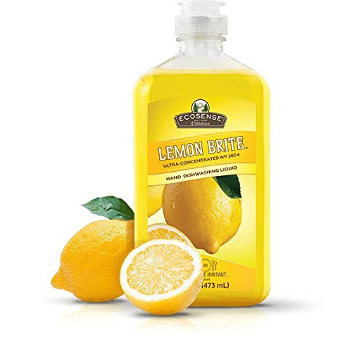 Lemon Brite Hand Dishwashing Liquid 473ml