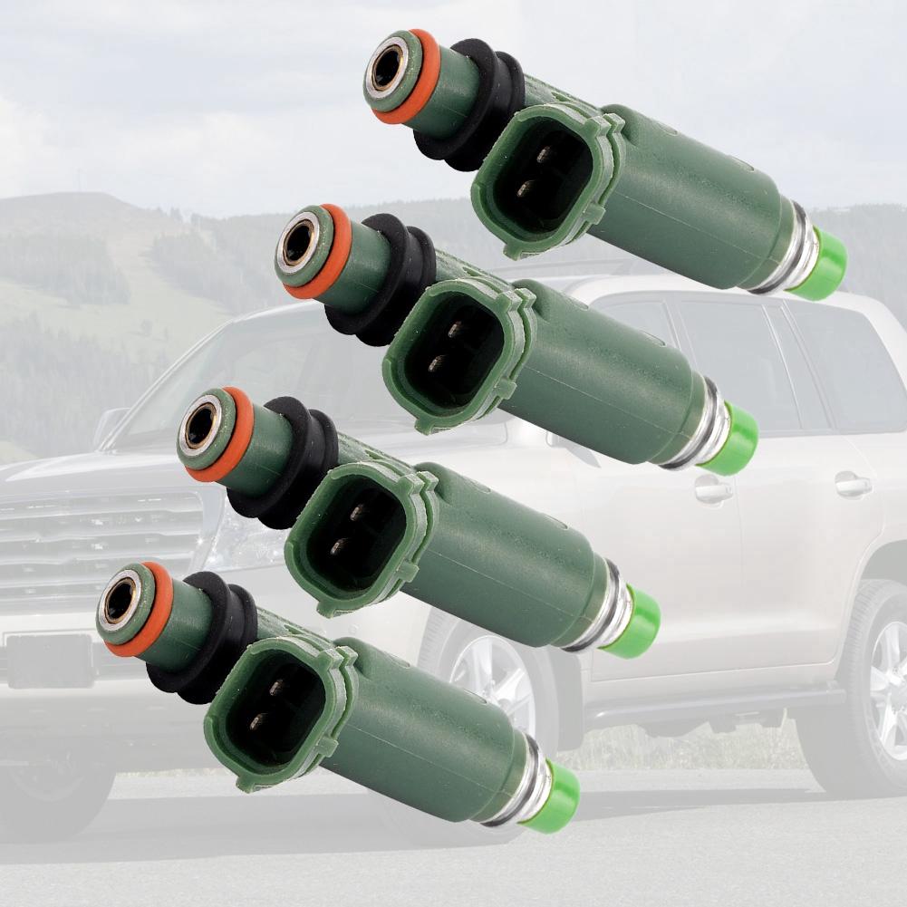 Aramox Fuel Injector,16450-R40-A01 16450R40A01 Fuel Injector Nozzle for Honda Accord CR-V Civic 2.4L-L4