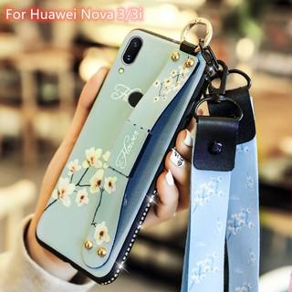 TPU Casing Huawei Nova 3i Psmart plus case cover huawei nova 3 PAR-LX1  housing