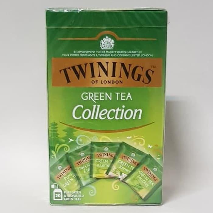 Twinings Green Tea Collection ( 20 Tea Bags )