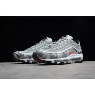 huge selection of 5fc36 4f88c Nike Air Max 97 OG QS silver bullet running shoes 884421-001