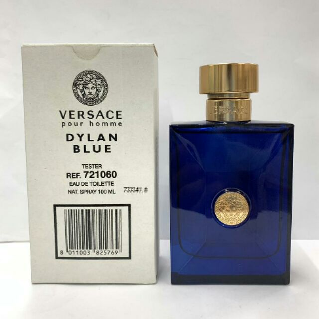 25cbc70c5aec Versace Pour Homme Dylan Blue 200ml Versace for men   Shopee Malaysia