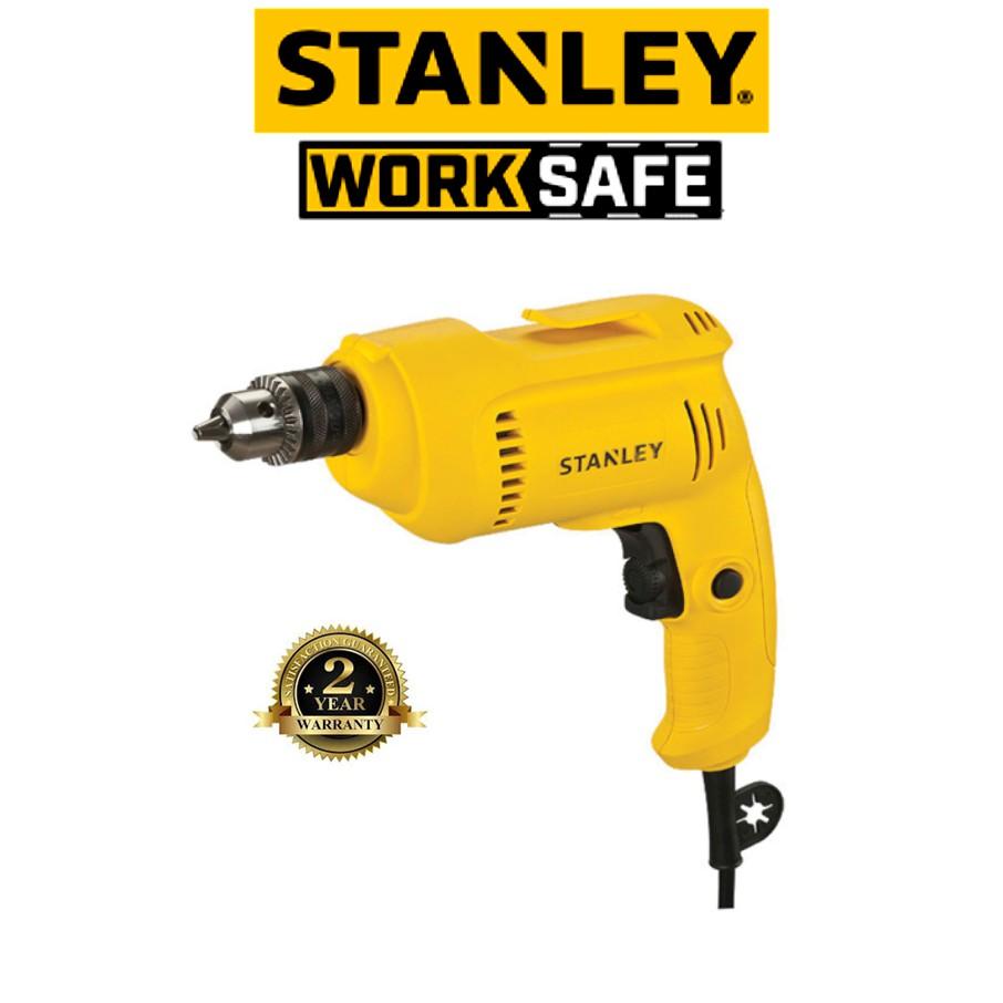 STANLEY STDR5510 (10MM) ROTARY DRILL 550W( 2 YEAR WARRANTY)