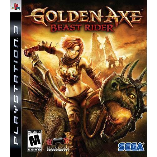 Playstation 3 Golden Axe Beast Rider