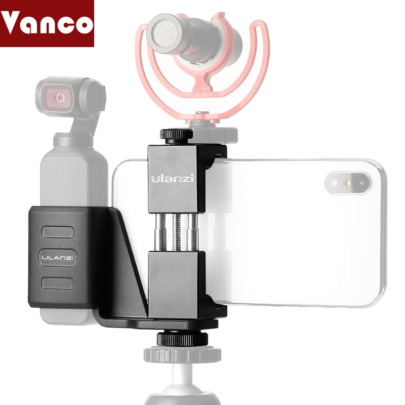 PGYTECH Universal Clamp Backpack Fixed Straps Adapter Bracket for DJI OSMO Pocket Handheld Gimbal for gopro Hero Camera Accessories HUAYE