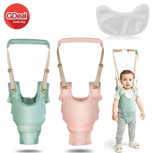 Baby Toddler Walker Stand Up Learning Walking Belt Healthy And Labor-saving