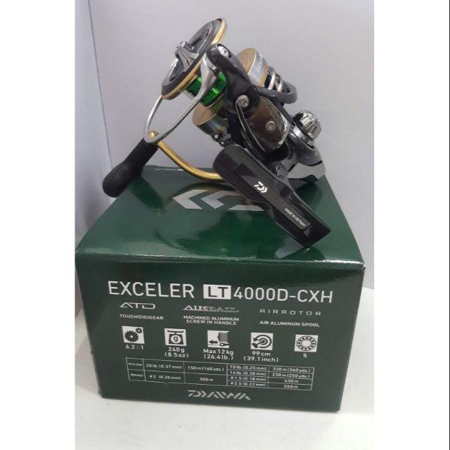 5da96c86b0d Daiwa Legalis LT Spinning Reel 2500/3000 | Shopee Malaysia