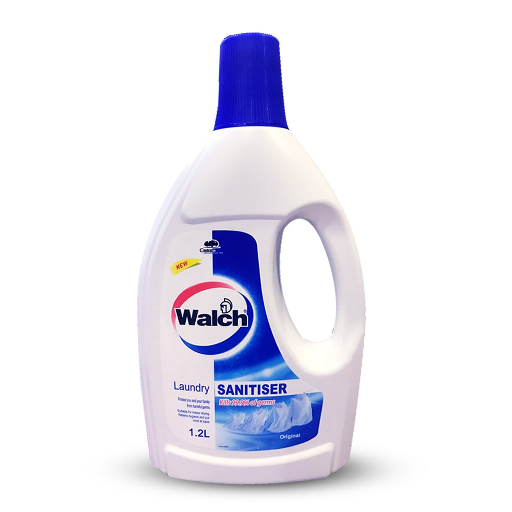 Ready Stock Walch Laundry Sanitiser Original 1.2L Disinfectant Sterilization