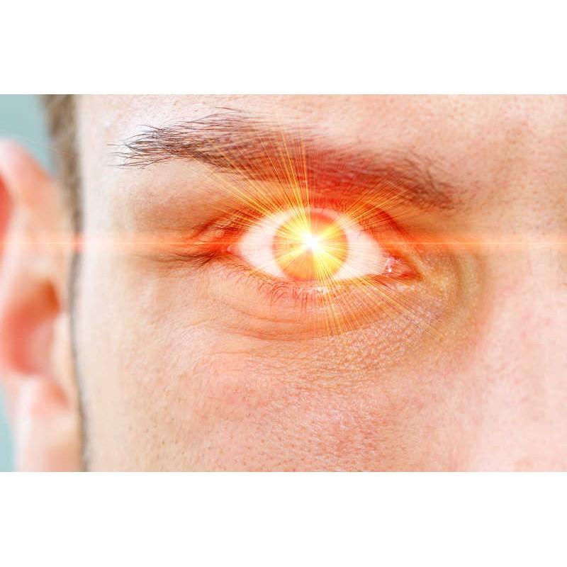 Chili Enzyme:Relieve Eye Strain 辣椒酵素:舒缓眼睛疲劳
