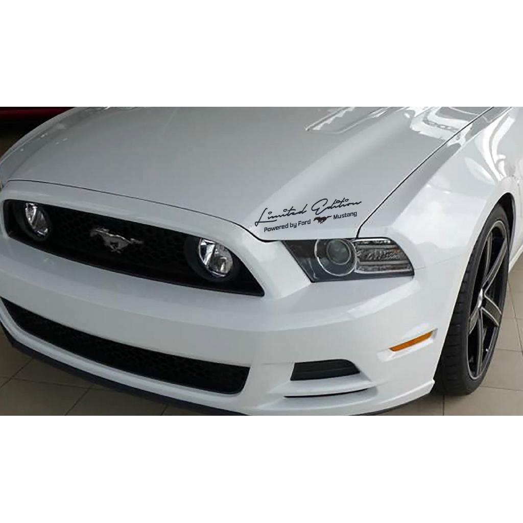 Limited Edition Powered By Ford Mustang Motorsport Sport Mind Aufkleber Sticker