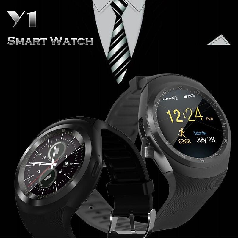 51b22dc12 2018 new smart watch supports Bluetooth 3.0 business smart watch for IOS  Android   Shopee Malaysia