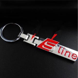 Zinc alloy keychains car logo keychain H buckle key ring