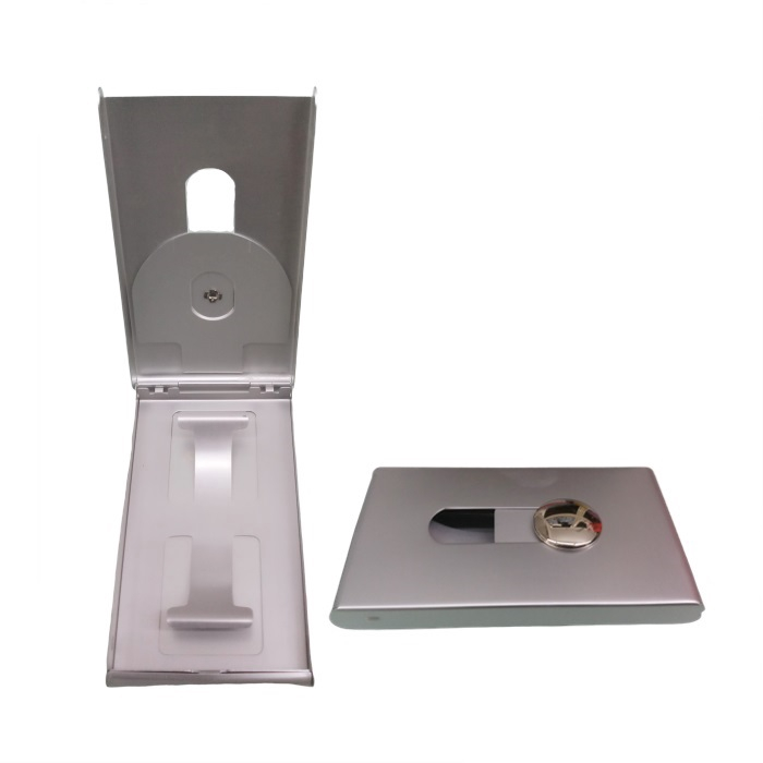 Business Credit Card Name ID Card Holder Case Waterproof Aluminum Cards Holder