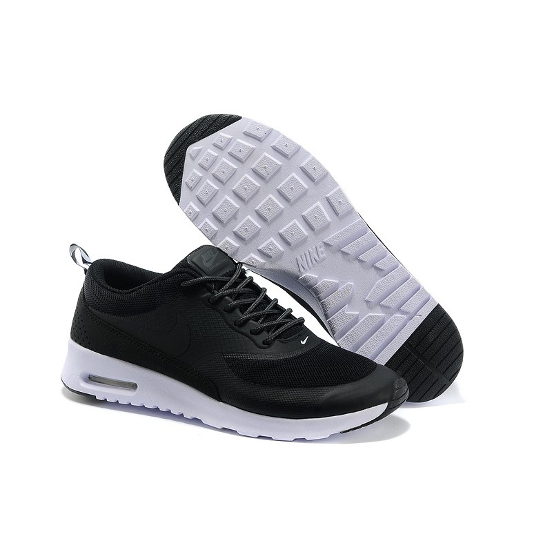 Running Nike All Black Print Air Max Women's Shoes Thea thrBQodCxs