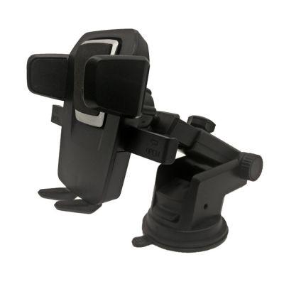 Car Mount Universal Phone Holder Mobile Phone Cradle (BLACK)
