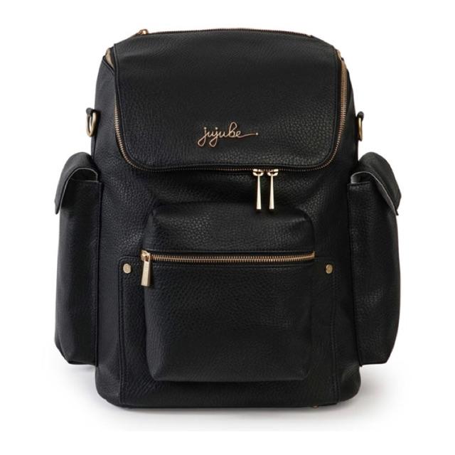 Ju Ju Be Forever Backpack Noir Shopee Malaysia
