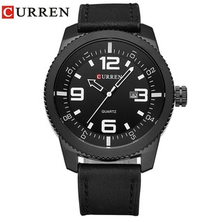 98f1374e7 ... Men s Business Curren Watch Men Business sport Wrist Watch Quartz  Leather relogio masculino8180. like  0
