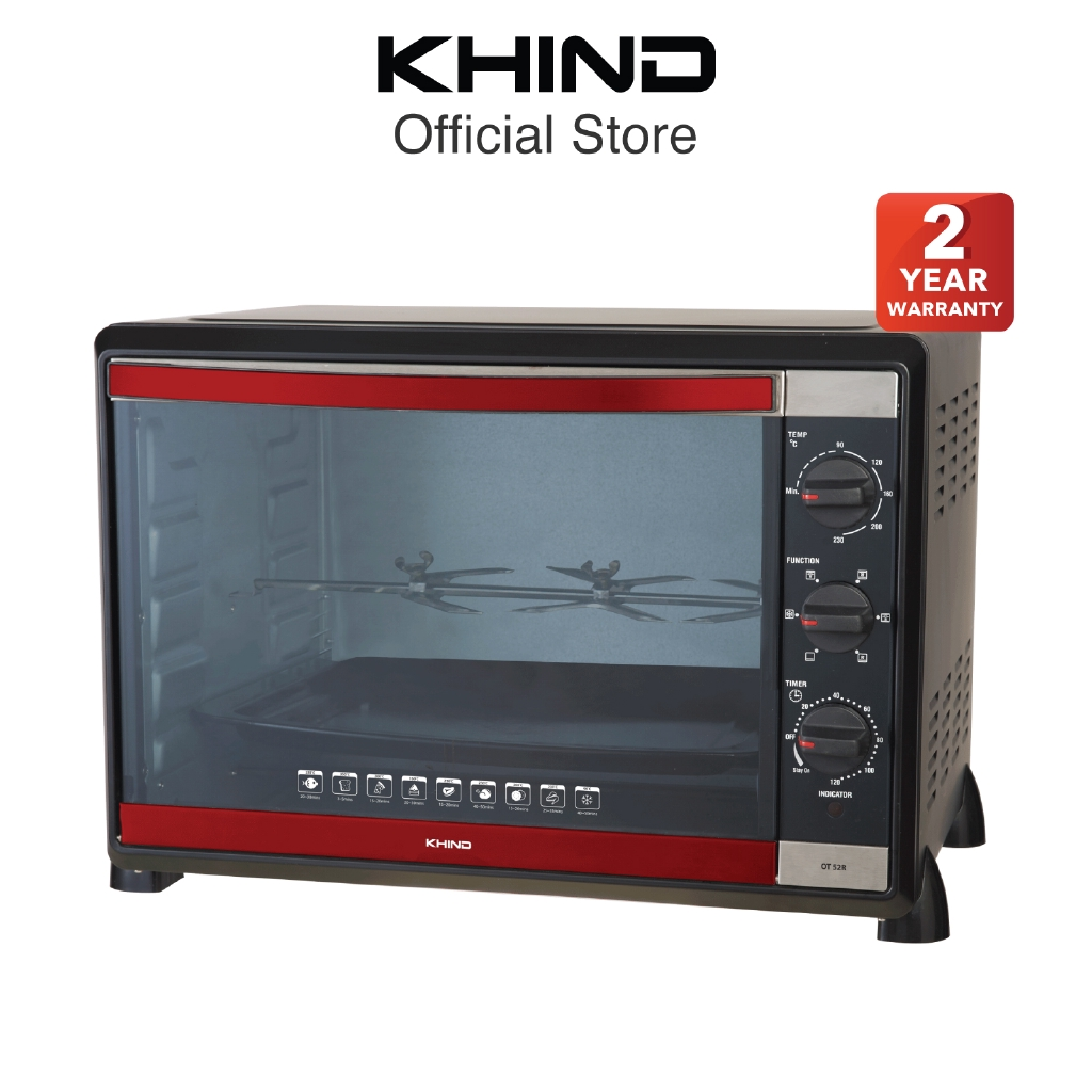 Khind Electric Oven OT52R