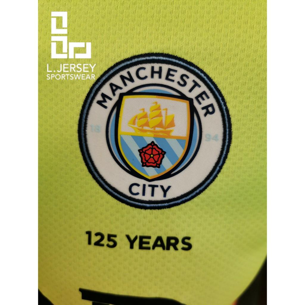 Manchester City Men 3rd Kit Season 19/20 Fans Jersey