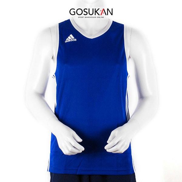 26243503695 adidas Men's Commander Basketball Sleeveless Shirt (G76620) ;B5.2 | Shopee  Malaysia